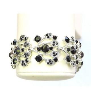 Faship Rhinestone Necklace Earrings Bracelet in Women's Jewelry Sets