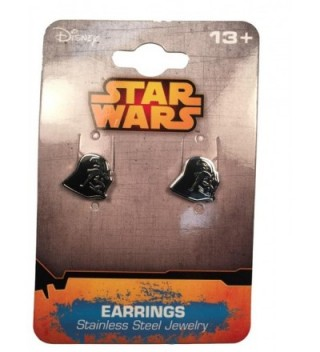 Licensed Star Wars Stainless Earrings in Women's Stud Earrings