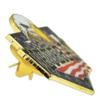PinMarts Veteran American Patriotic Enamel in Women's Brooches & Pins