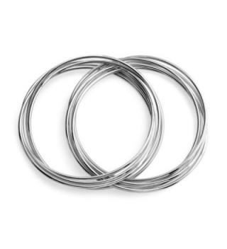 Bling Jewelry Interlocking Bracelets Stainless