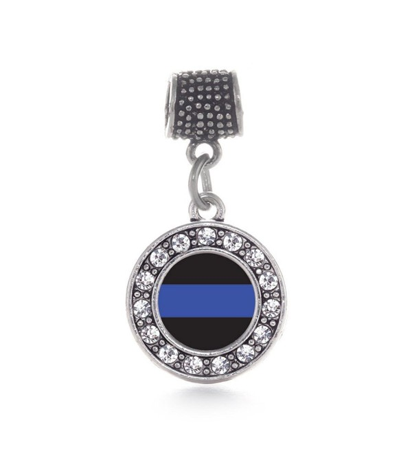 Inspired Silver Enforcement Bracelets Compatible - CX124RJ5ILR