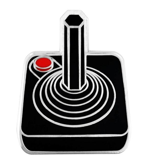 PinMart's Original Atari Joystick Gaming Enamel Lapel Pin - C912NZS31E3