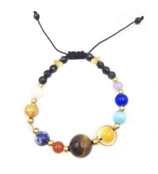 Handmade Bracelet Universe Bracelets Adjustable - Adjustable Size - CQ186I9U59W