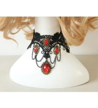 MAFMO Fashion Rhinestone Pendant Necklace