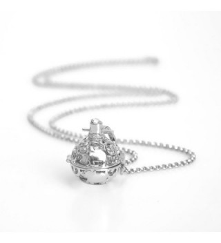 Candyfancy Elephant Mexican Pregnancy Necklace