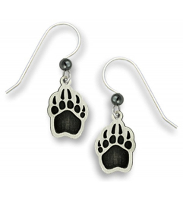 Black Bear Paw / Claw Drop Earrings Made in the USA by Sienna Sky 1421 - CD11ENDMOMJ