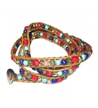 Colorful Gemstone Bracelet Emily LaRosa