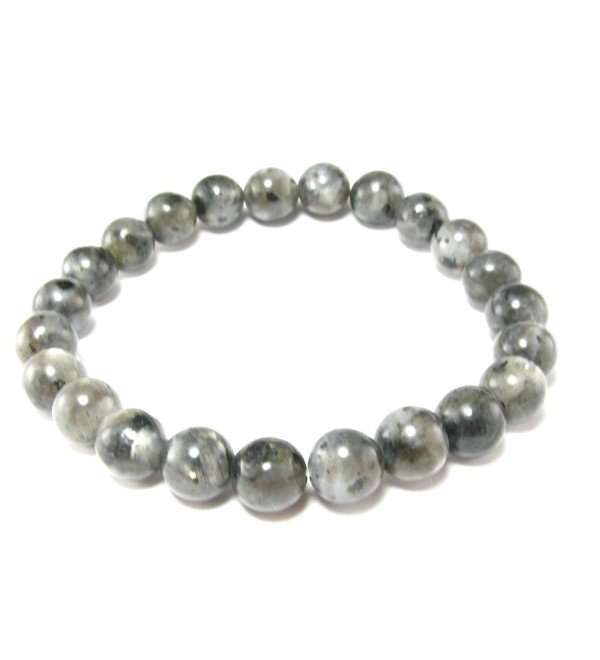 "Mystic Merlinite Stretch Bracelet - 7"" - C012G6T0AH7"