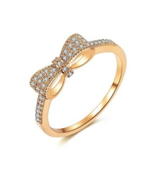 DIFINES Fashion Eternity Engagement Promise - gold-plated-base - C612BB3VCK3