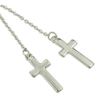 Feelontop Fashion Silver Earrings Jewelry in Women's Drop & Dangle Earrings