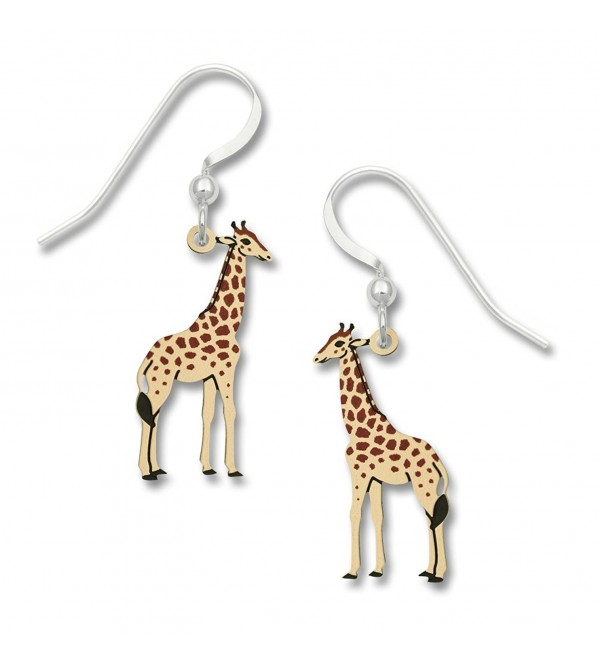Sienna Sky Giraffe Dangle Earrings - CN11XJAVC7J
