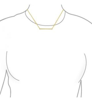 Bling Jewelry Modern Pendant Necklace in Women's Pendants
