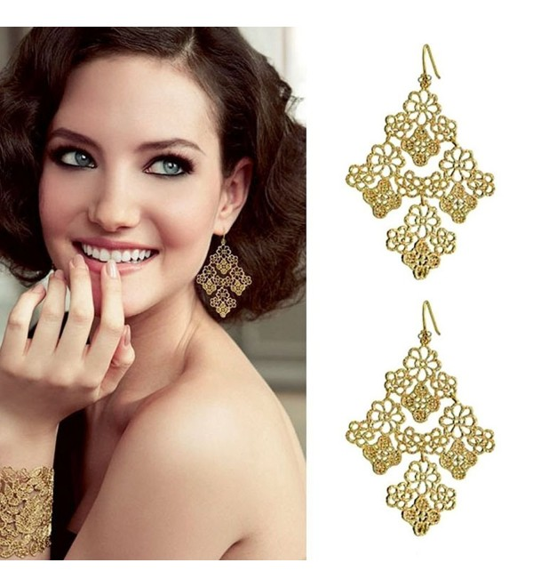 Fun Daisy New Fashion Personality Bohemian Earrings Female Models - CZ11N9U0XCF