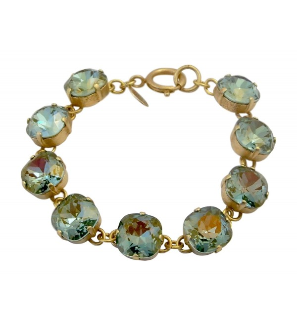 Catherine Popesco La Vie Parisienne Swarovski Crystal Large Bracelet Stormy - CL12360163H
