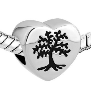 CandyCharms Heart Stainless Steel Bracelets