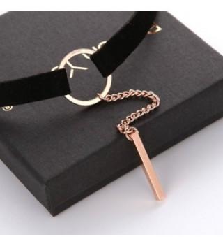 Barch Classic Velvet Necklace Pendant