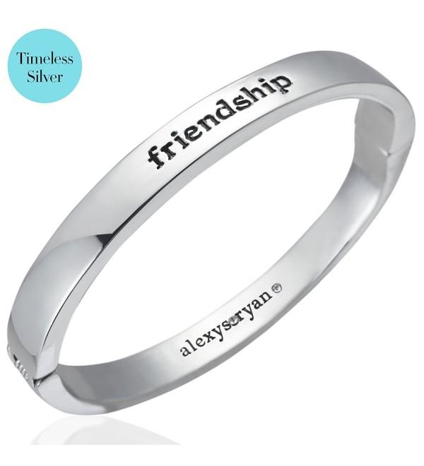 alexys%E2%80%A2ryan Friendship Bracelet Swarovski Crystal - CY187E46Q8S