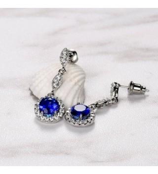 Earrings Cubic Zirconia Women Wedding