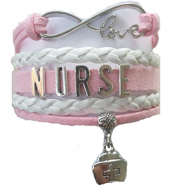 GeauxDat Collectibles Nurse Bracelet Perfect - CS12G9B8MSH