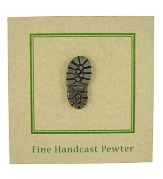 Hiking Boot Lapel Pin Count in Women's Brooches & Pins