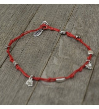 Waterproof Anklet Luck Charms Women in Women's Anklets