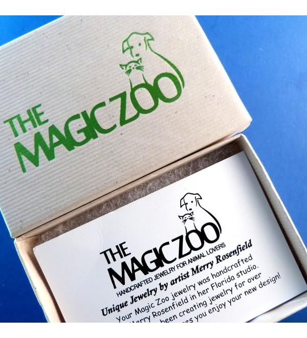 Pewter Labrador Pin by The Magic Zoo - CM119EVSU3H