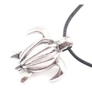 Silver Turtle Cage Pendant for Oyster Pearls or Beads - C018252ZW2X