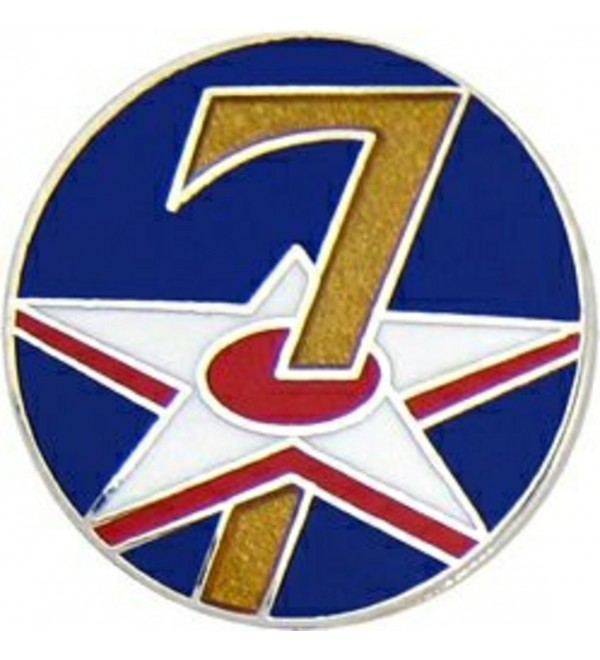7th Air Force Lapel Pin or Hat Pin - C0110ALPQO5