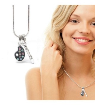 Lola Bella Gifts Crystal Necklace