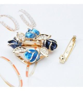 Merdia Womens Beautiful Created Crystal in Women's Brooches & Pins