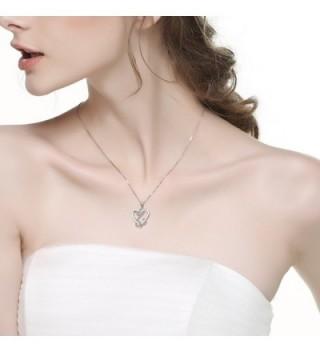 YFN Valentines Sterling Infinite Necklace