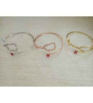 BEICHUANG Stethoscope Adjustable Bracelet Graduation in Women's Cuff Bracelets