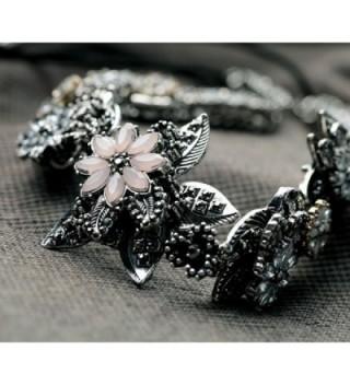 Daisy Handmade Flower Fashion Necklace