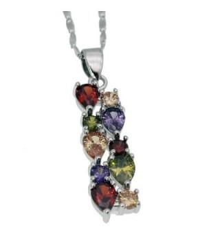 Valentines Day Gifts Gemstones Sets 925 Sterling Silver Peridot Amethyst Garnet Morganite - CC17YSR3SC8