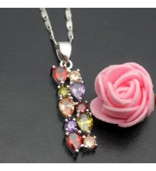 Jewelry Pendants Morganite Amethyst Pendant