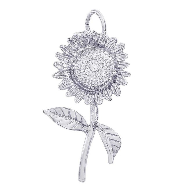 Rembrandt Charms Sunflower Charm - CJ111GJW829