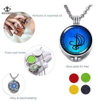 Constellation Necklace Fragrance Essential Aromatherapy