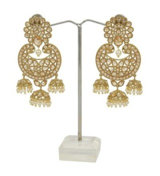 MUCHMORE Fashion Crystal Earring Jewelry