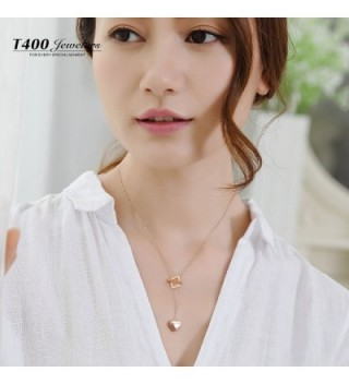 T400 Jewelers Titanium Pendant Necklace