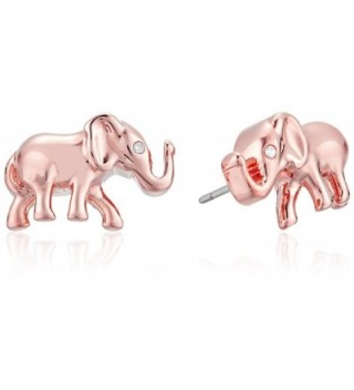 kate spade new york Things We Love Elephant Stud Earrings - CH183D45SHR
