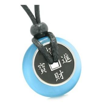 Amulet Simulated Spiritual Adjustable Necklace