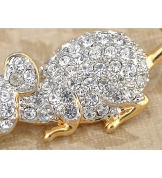 Alilang Golden Crystal Colored Rhinestones