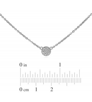 Sterling Silver Necklace Adjustable Chain