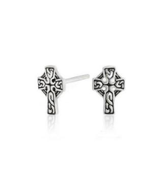 Bling Jewelry Celtic earrings Sterling