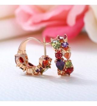 Kemstone Crystal Earrings Fashion Jewelry