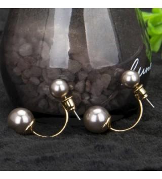 Double Earrings Jacket Classic Simulated in Women's Earring Jackets