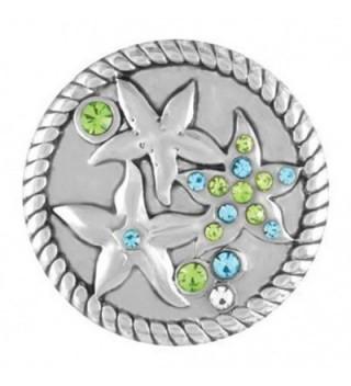 Ginger Snaps Three Starfish with Stones Snap - CF11VWA558Z