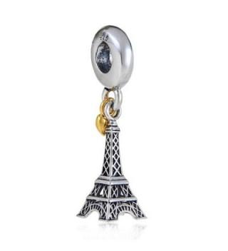 Choruslove Eiffel Travel European Bracelet