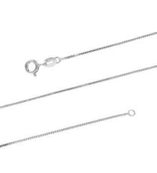 Sterling Silver Accents Reversible Necklace