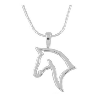 Equestrian Jewelry Accessories Collection Necklace in Women's Pendants